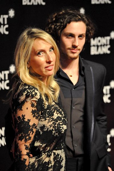 Quote of the Day - Sam Taylor-Wood and Aaron Johnson's May ...