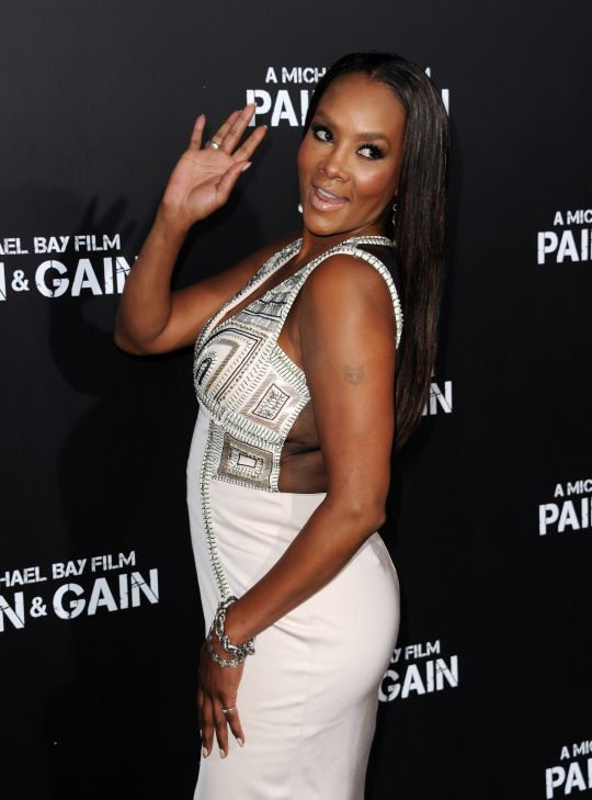 Vivica Fox Weight Gain » iFitandHealthy.com