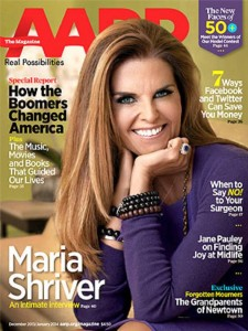 maria-shriver-AARP cover