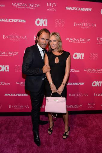 Sonja Morgan and Nicolas Bouchet