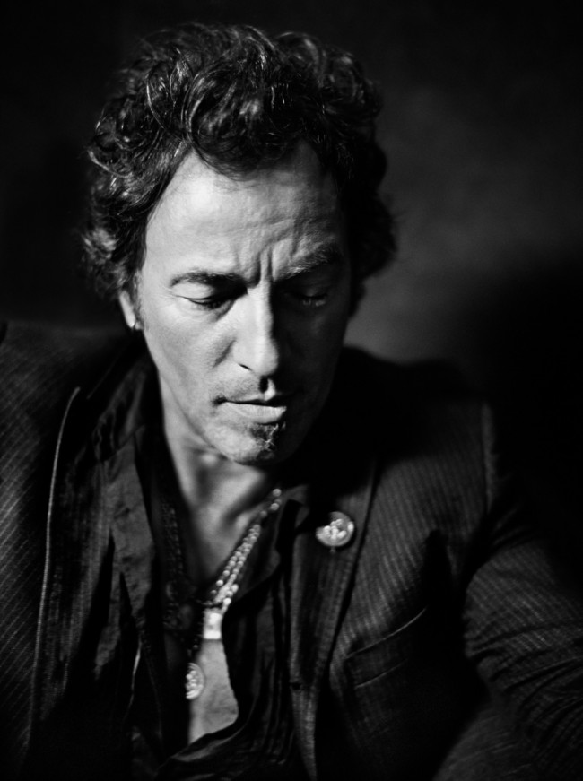Bruce Springsteen ©Danny Clinch/Morrison Hotel Gallery