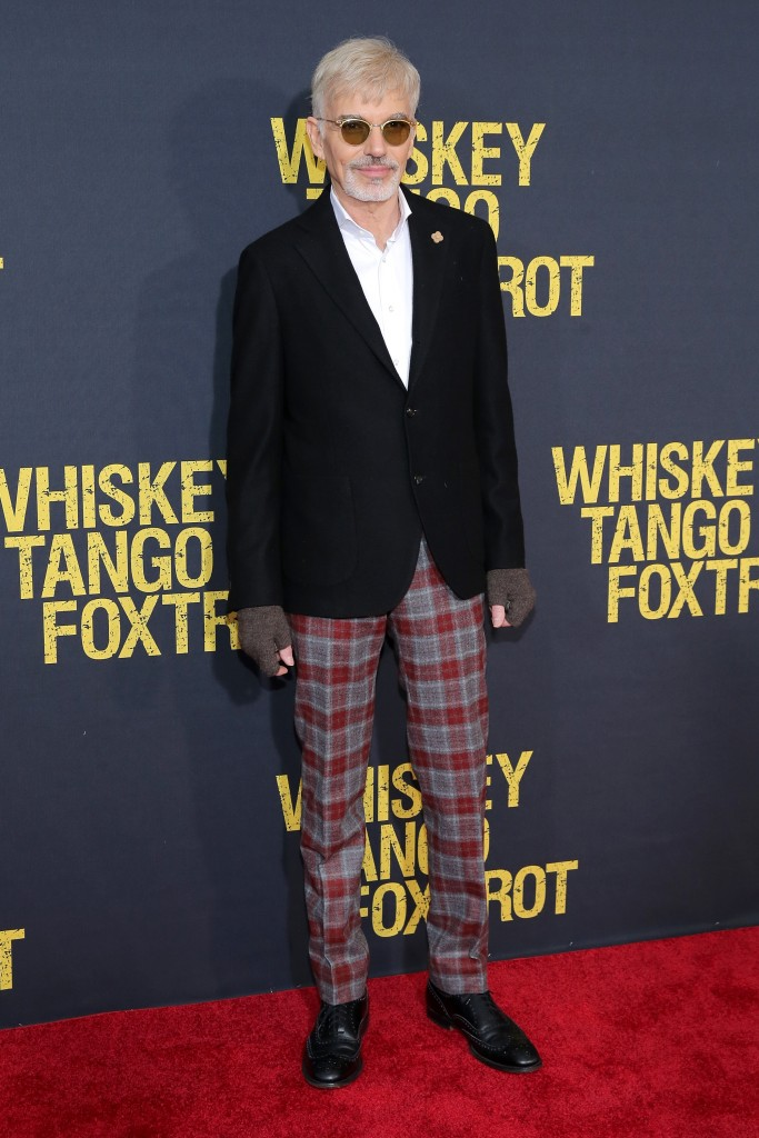 "NEW YORK, NY - MARCH 01:  Actor Billy Bob Thornton attends the World Premiere of the Paramount Pictures title ""Whiskey Tango Foxtrot"", on March 1, 2016 at AMC Loews Lincoln Square in New York City, New York.  (Photo by Neilson Barnard/Getty Images for Paramount Pictures) *** Local Caption *** Billy Bob Thornton"