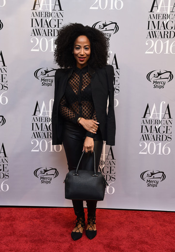 Africa Miranda attends the American Apparel & Footwear Association's 38th Annual American Image Awards 2016 on May 24, 2016 in New York City. (Photo by Ilya S. Savenok/Getty Images for American Apparel & Footwear Association (AAFA))
