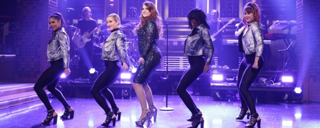 Meghan Trainor The Tonight Show