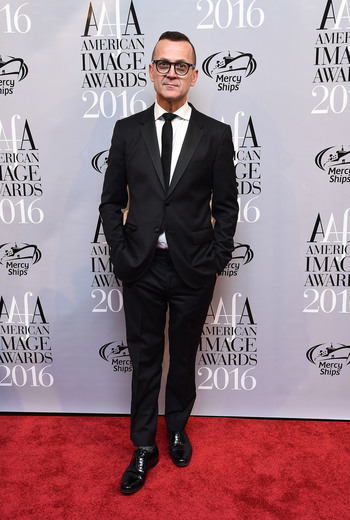 Steven Kolb attends the American Apparel & Footwear Association's 38th Annual American Image Awards 2016 on May 24, 2016 in New York City. (Photo by Ilya S. Savenok/Getty Images for American Apparel & Footwear Association (AAFA))