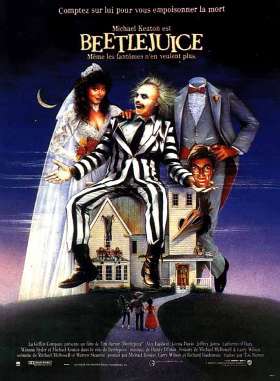 Michael Keaton In a BeetleJuice Sequel? - Yes, Please! - The DishmasterThe Dishmaster