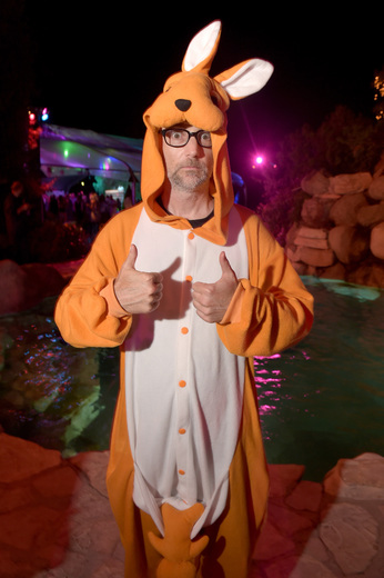 Moby,  Getty Images for Playboy