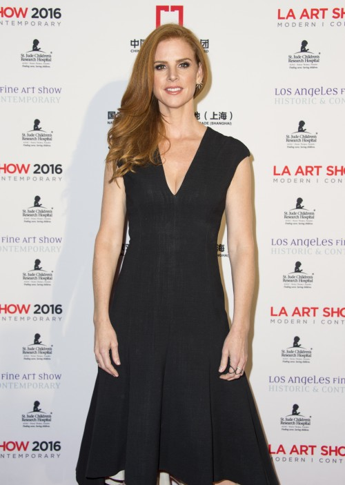 Sarah Rafferty, Suits