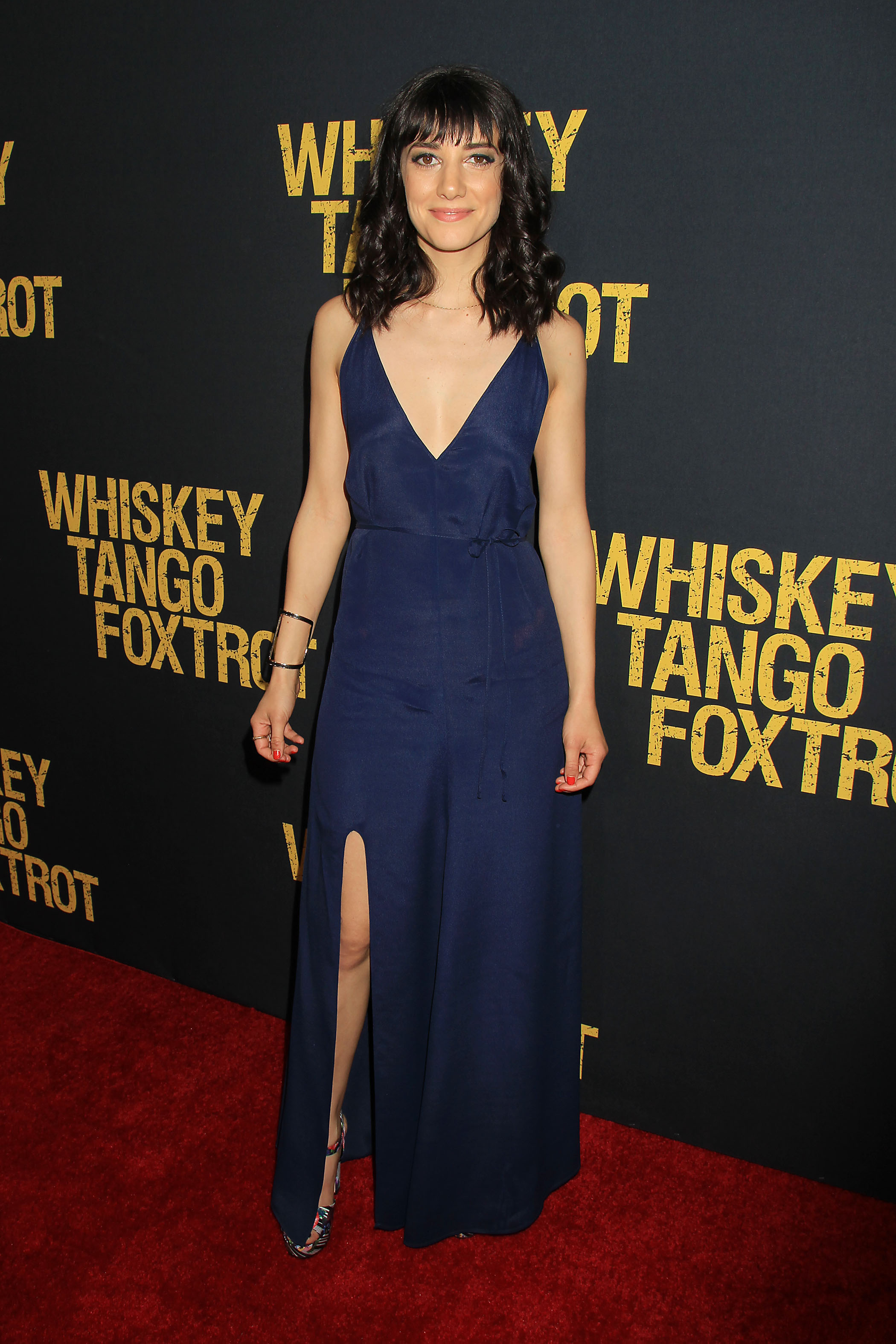 "New York, NY - 3/1/16 - Sheila Vand attends the Paramount Pictures World Premiere of ""WHISKEY TANGO FOXTROT"". The film stars Tina Fey, Margot Robbie, Martin Freeman, Billy Bob Thornton and Christopher Abbott. It opens in theaters March 4th, 2016. PHOTO by: Dave Allocca/Starpix."