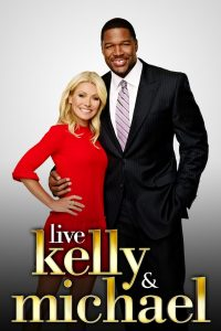 LIVE WITH KELLY AND MICHAEL -2012 - New gallery selects. (Disney-ABC/Jim Wright) KELLY RIPA, MICHAEL STRAHAN