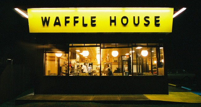 I'm using an image of Waffle House because it's the last time I remember receiving incredible food service (that is not a joke).