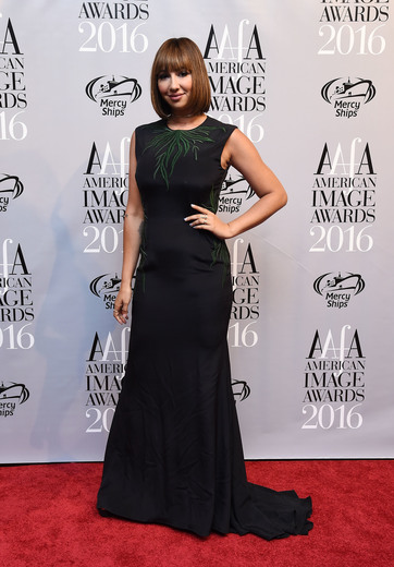 Jackie Cruz attends the American Apparel & Footwear Association's 38th Annual American Image Awards 2016 on May 24, 2016 in New York City. (Photo by Ilya S. Savenok/Getty Images for American Apparel & Footwear Association (AAFA))
