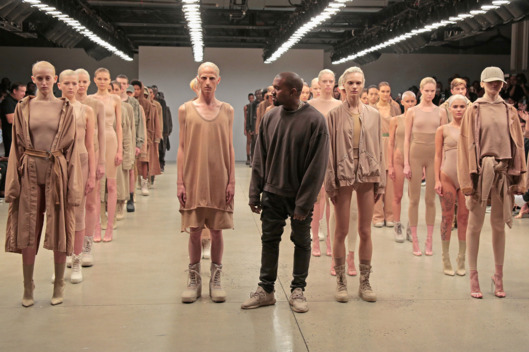 Kanye West Fashion