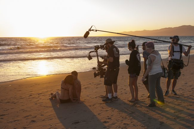 Behind-the-Scenes, Venice Beach