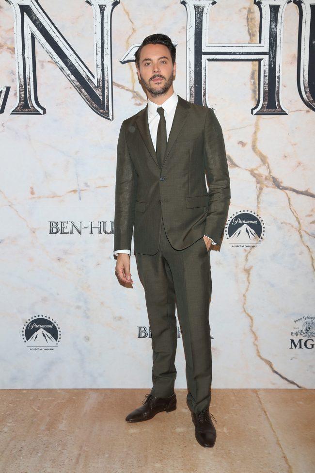 "MEXICO CITY, MEXICO - AUGUST 09:  Jack Huston attends the Mexico Premiere of the Paramount Pictures ""Ben-Hur"" at Metropolitan Theater on August 9, 2016 in Mexico City, Mexico.  (Photo by Victor Chavez/Victor Chavez/Getty Images for Paramount Pictures)  width="