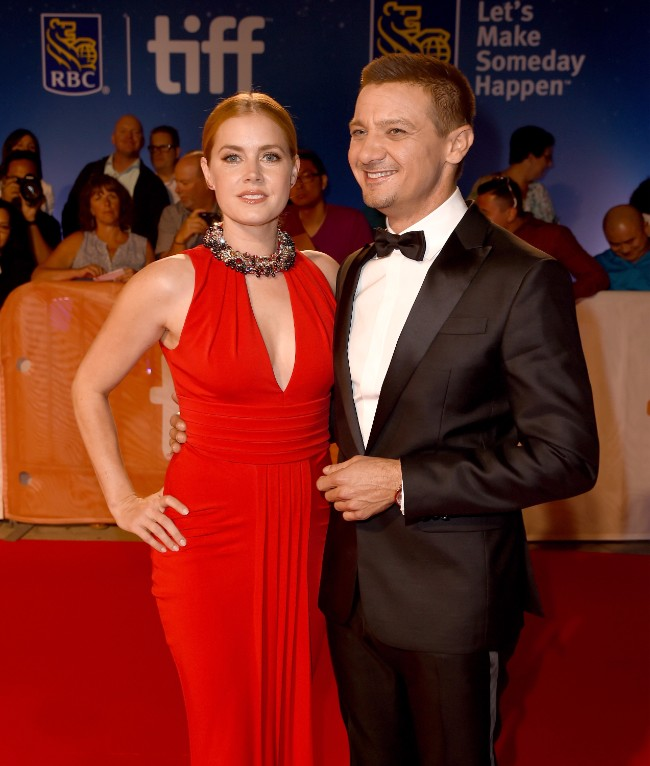 Amy Adams;Jeremy Renner