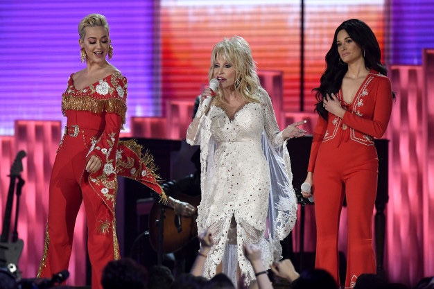 Katy Perry, Kacey Musgraves, Dolly Parton, The Grammys