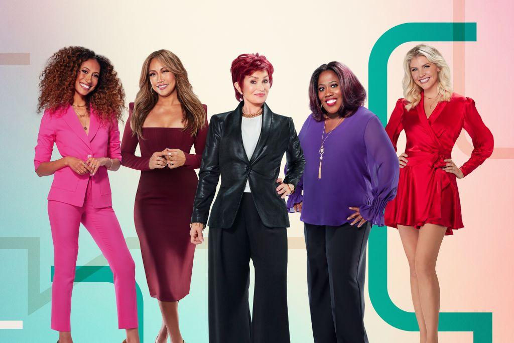 The Talk Cast Photo